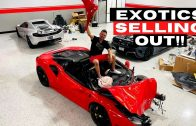 Exotic Cars in Rodeo Drive 2021